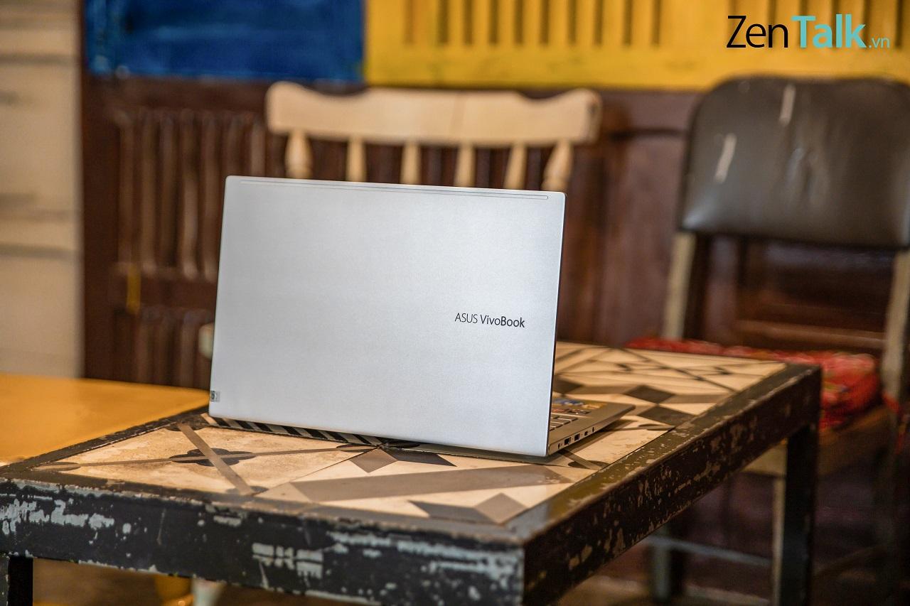 ASUS Vivobook 14 (M413): Laptop 15 triệu lại quá ít sự đánh đổi