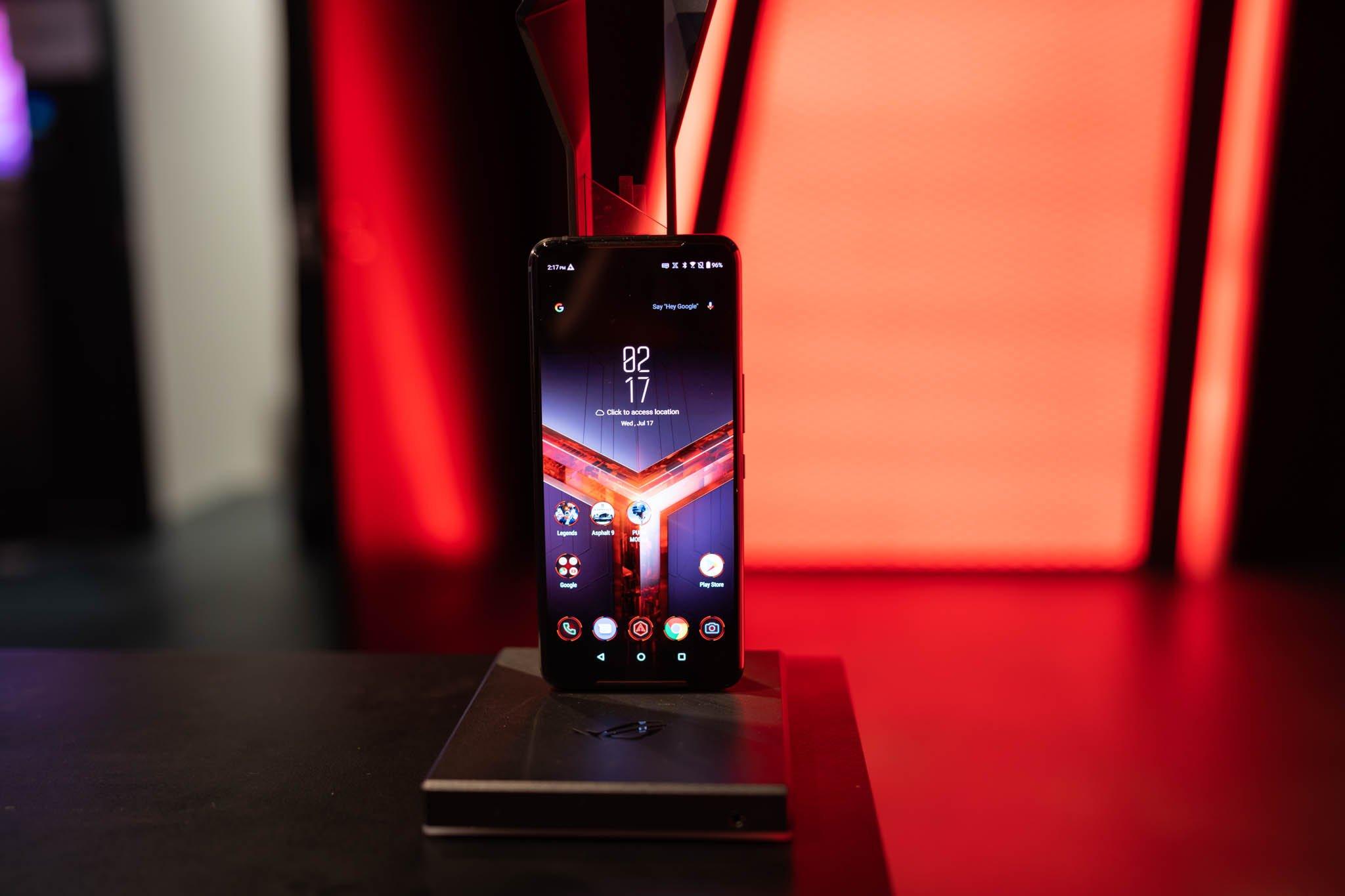 ASUS ROG chính thức giới thiệu ROG Phone II