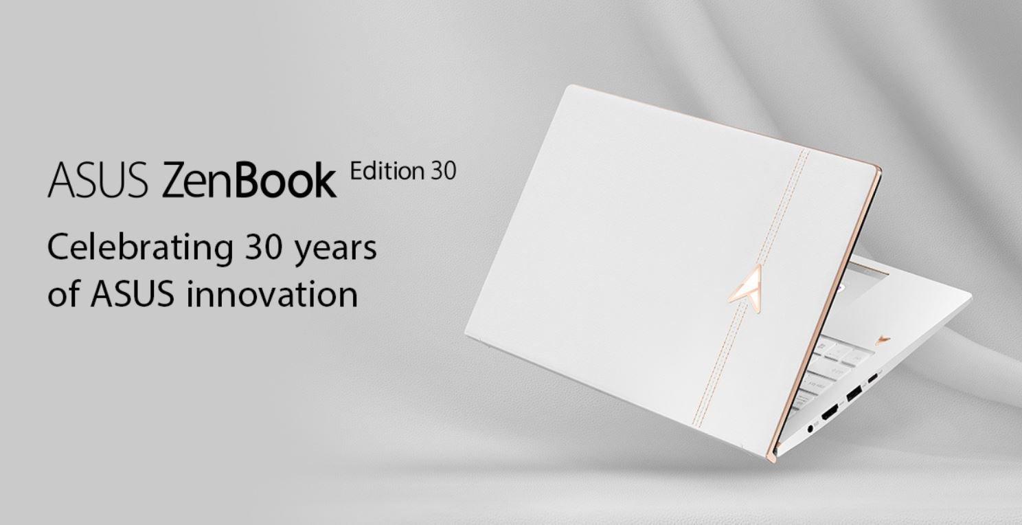 [ASUS COMPUTEX 2019] ZENBOOK EDITION - PHIÊN BẢN ĐẶC BIỆT KỶ NIỆM 30 NĂM VÀ ZENBOOK 13-14-15 MỚI