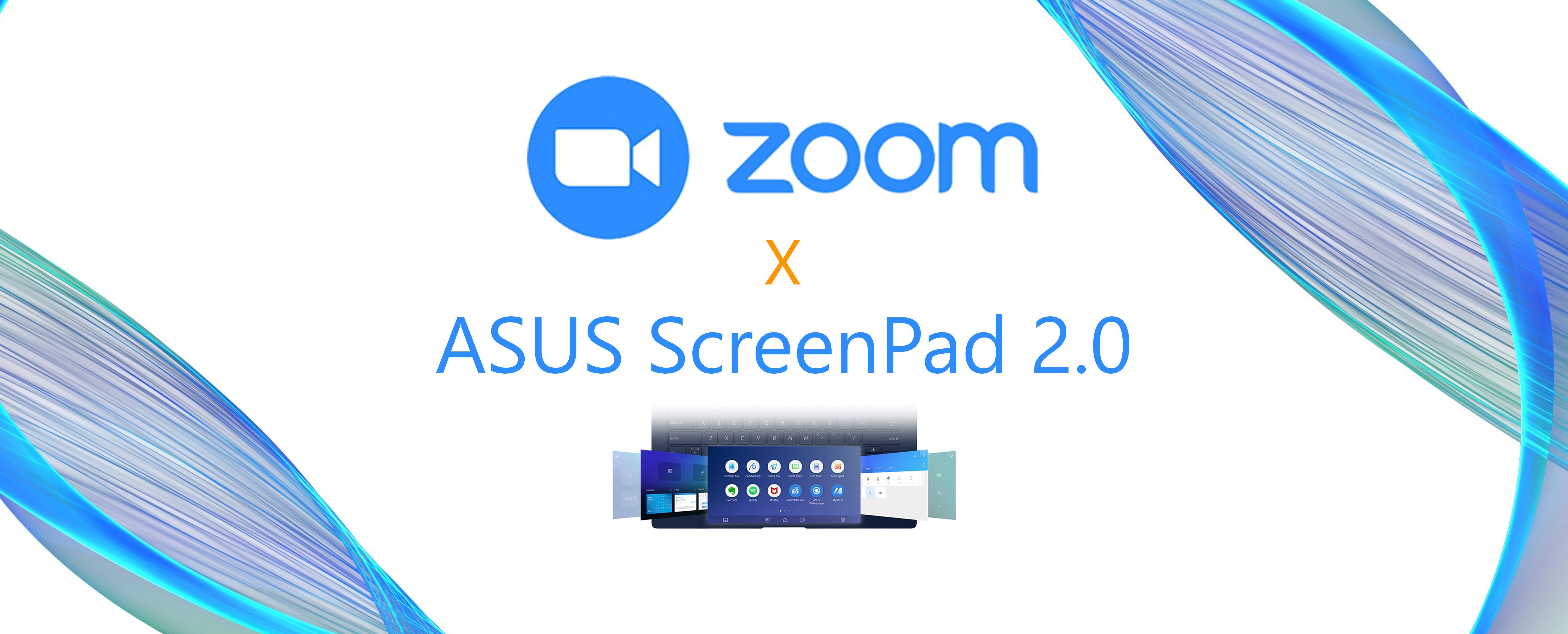 Hướng dẫn sử dụng phần mềm dạy học trực tuyến Zoom với laptop ZenBook hai màn hình