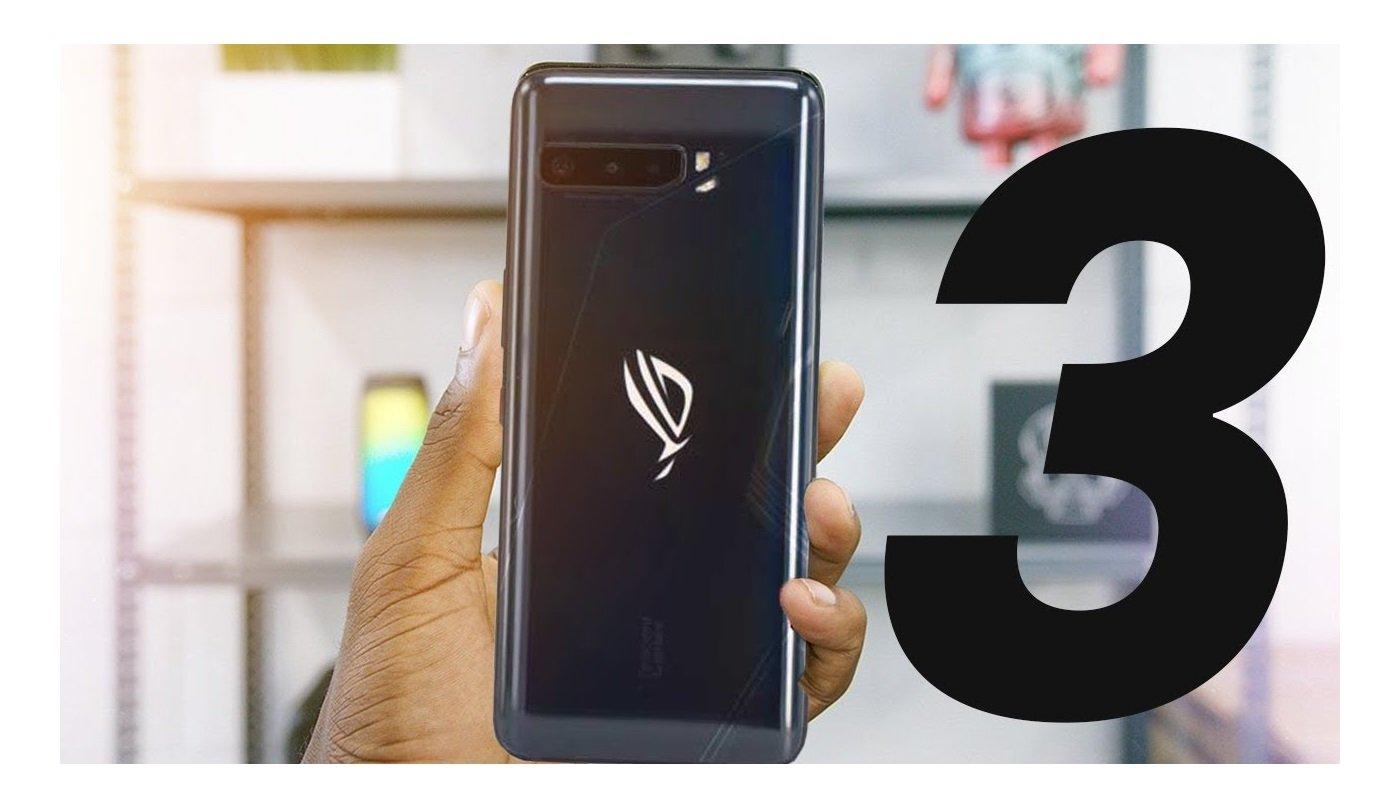 ''Trên tay'' và chi tiết cấu hình ROG Phone 3 - Gaming phone mạnh nhất thế giới sắp ra mắt